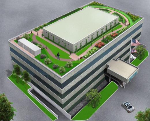 Tremco Headquarters Modernization Project O Amp S Associates